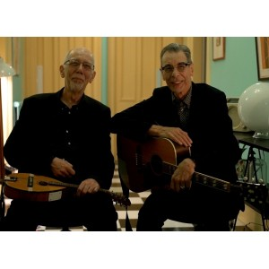 Rab Noakes & Rod Clements @ Milngavie Folk Club, 4th April 2020, 7.30pm