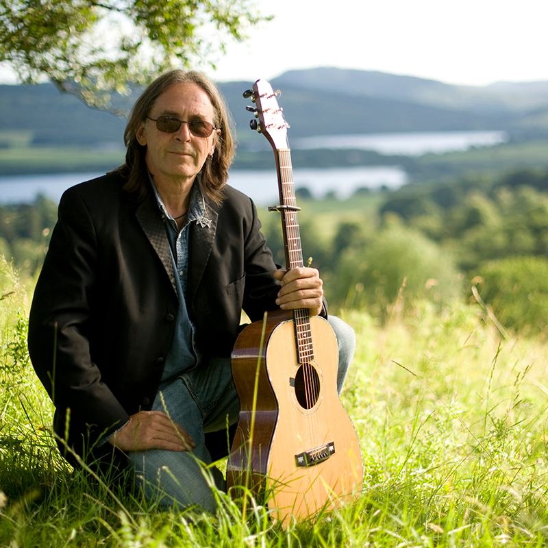 Dougie MacLean @ Baljaffray Parish Church, 4th December 2020, 7.30pm