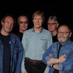The Blues Band @ Baljaffray Parish Church, Bearsden, 17th September 2020, 7.30pm